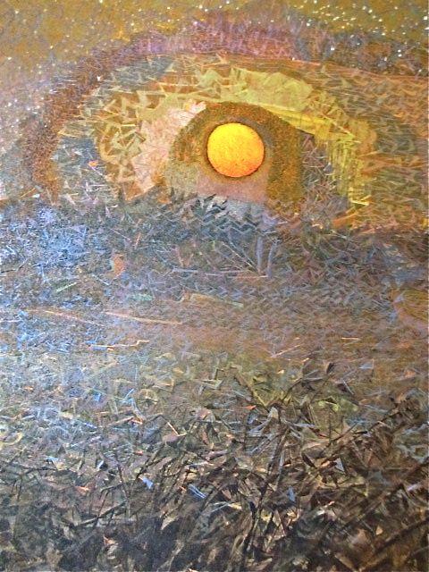 Moonlight and Crickets by Armand Merizon.
