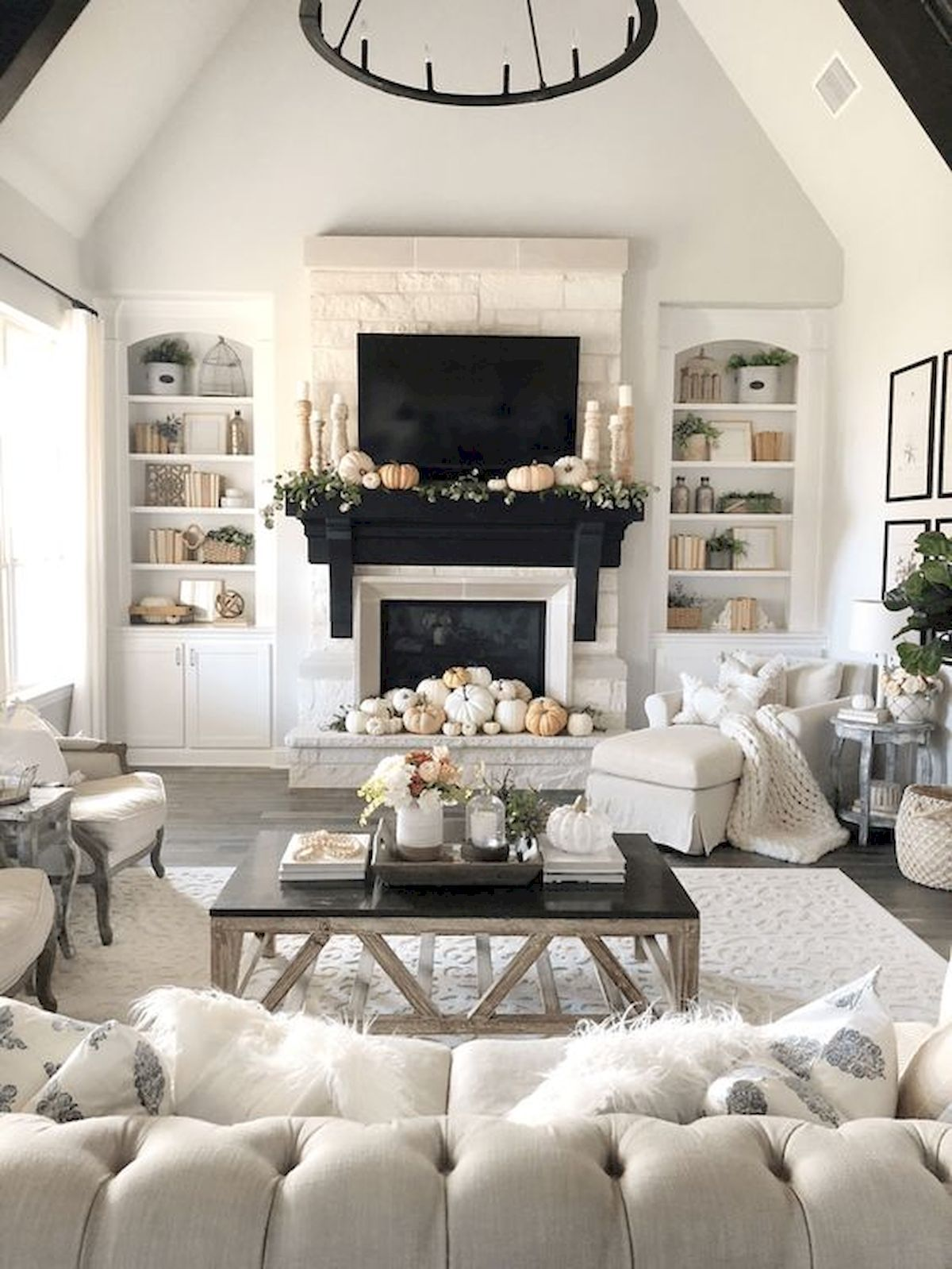 Photo of 40 Awesome Fall Decoration Ideas For Living Room
