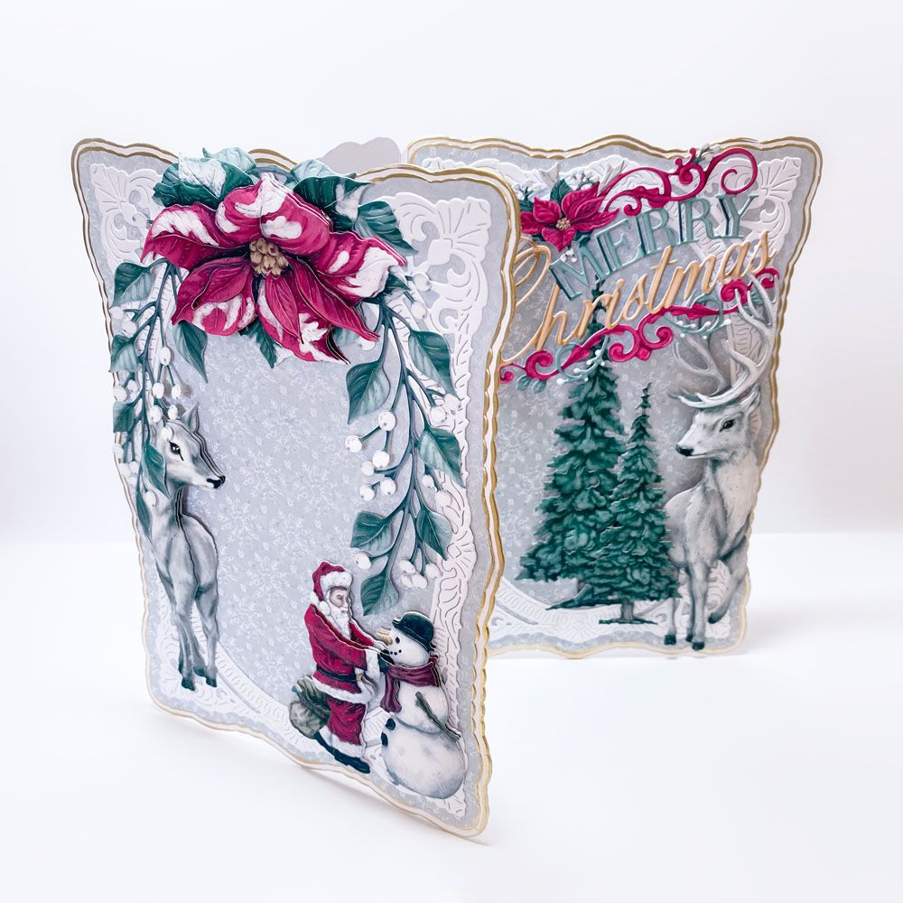 Part of the A Christmas Eve Collection by Carnation Crafts