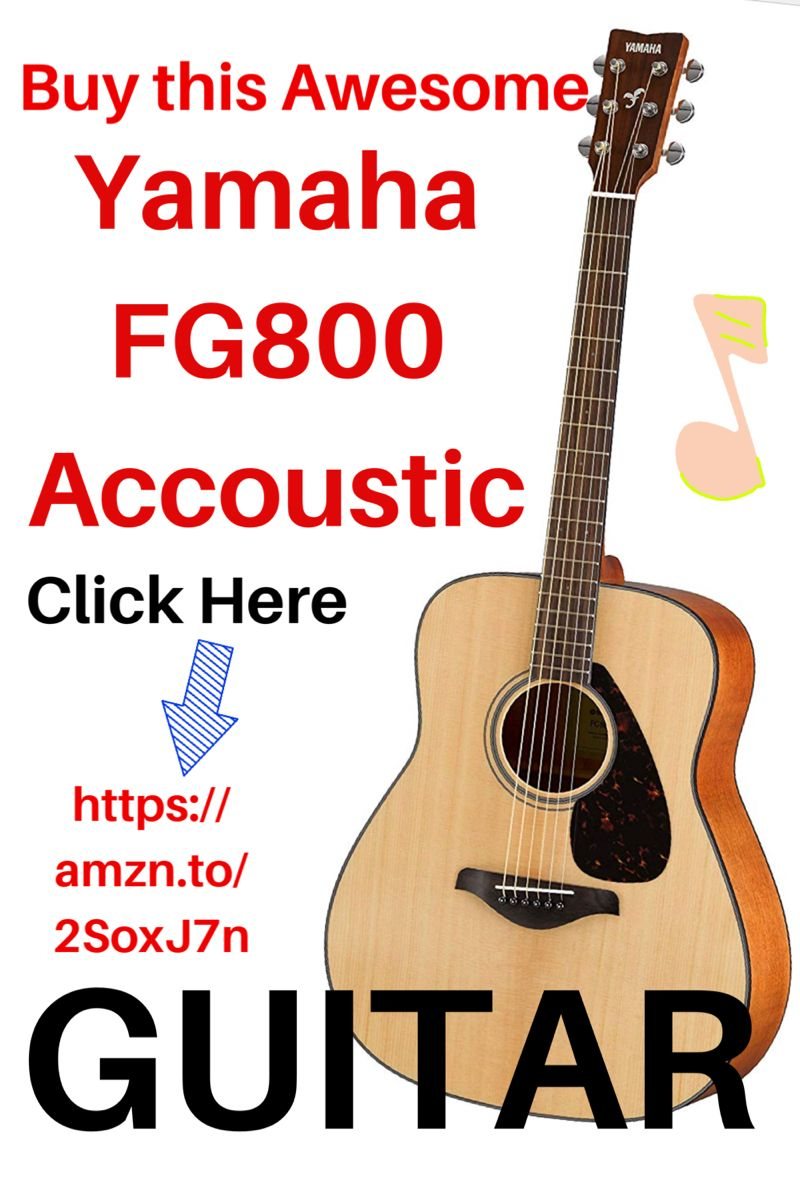 Intermediate Yamaha Fg800 Accoustic Guitar In 2020 Guitar Yamaha Fg800 Acoustic Guitar