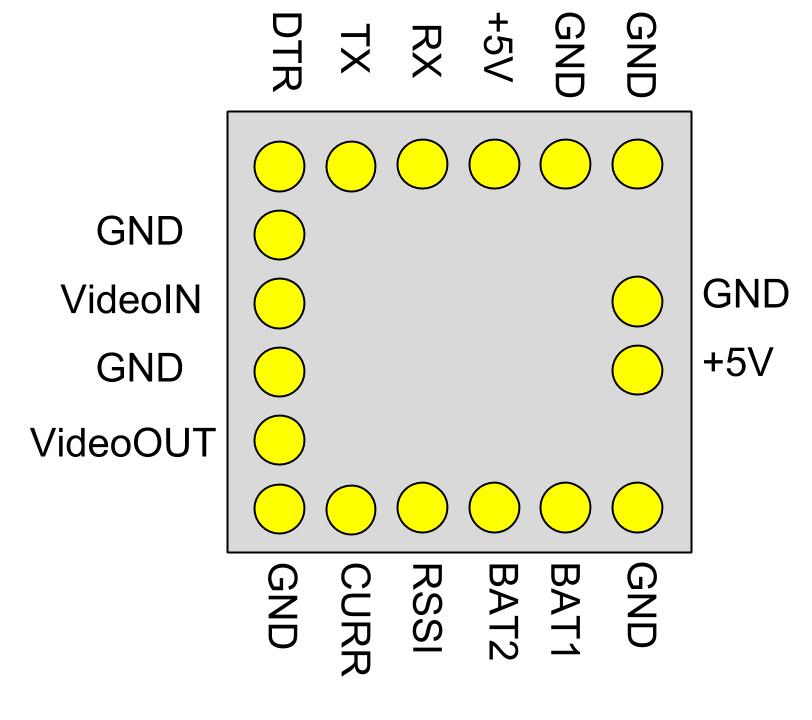 Micro Minimosd Pinout Arduino Micro Rc Quadcopter