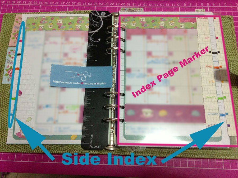 Pin by Shelley Westover on Planners Page marker, Markers