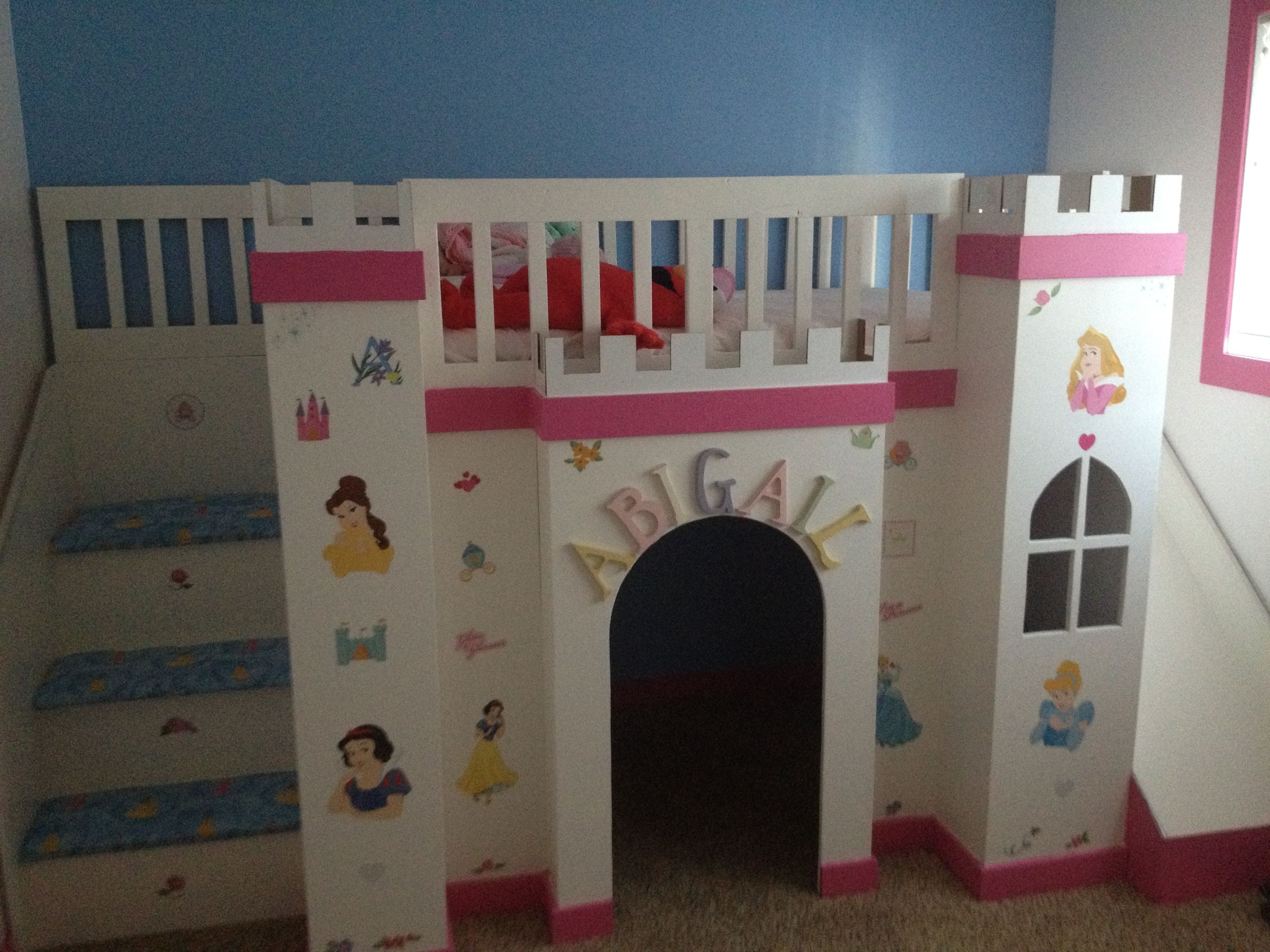Pin by Devon Himmel on Kids Castle bed, Castle beds for