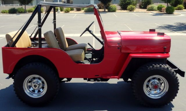 Rare 1954 Willys Jeep Cj3b High Hood Usa Special Ready For The 4th For Sale Photos Technical Specifications Description In 2020 Willys Willys Jeep Jeep Cj