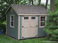 A Frames Gallery Page 1 Homestead Structures Shed Plans Building A Shed 8x10 Shed