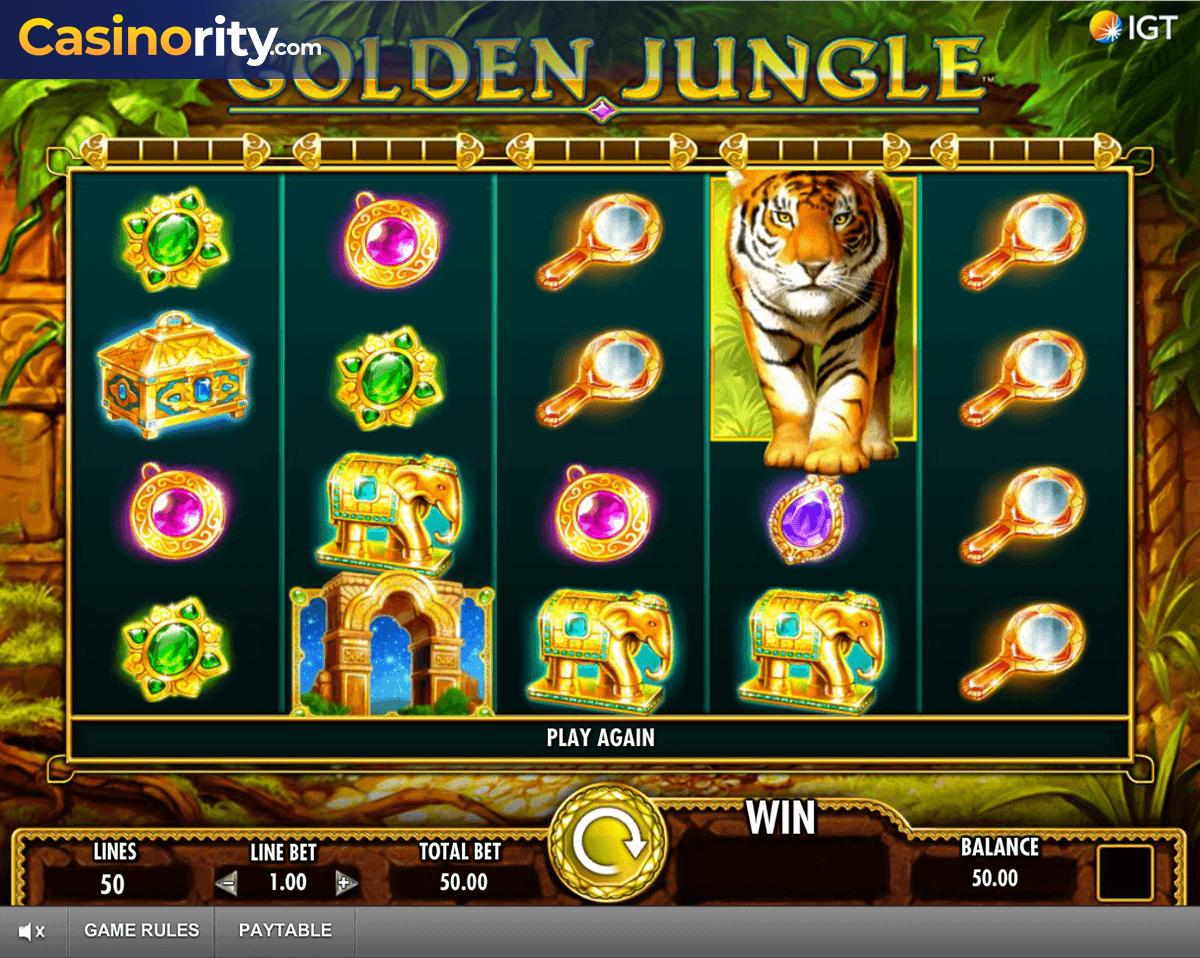 Jungle Video Slots