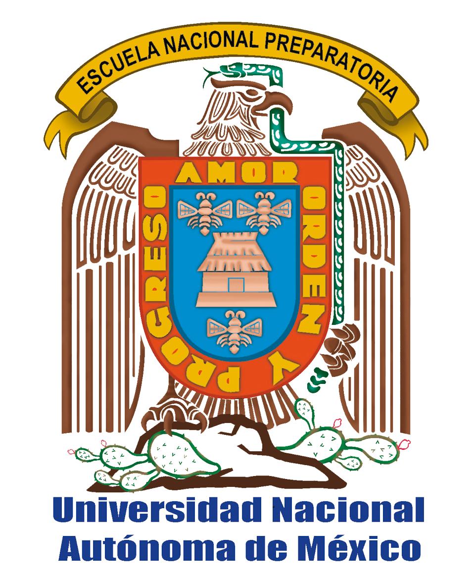 Escudo de la Escuela Nacional Preparatoria PREPA 9