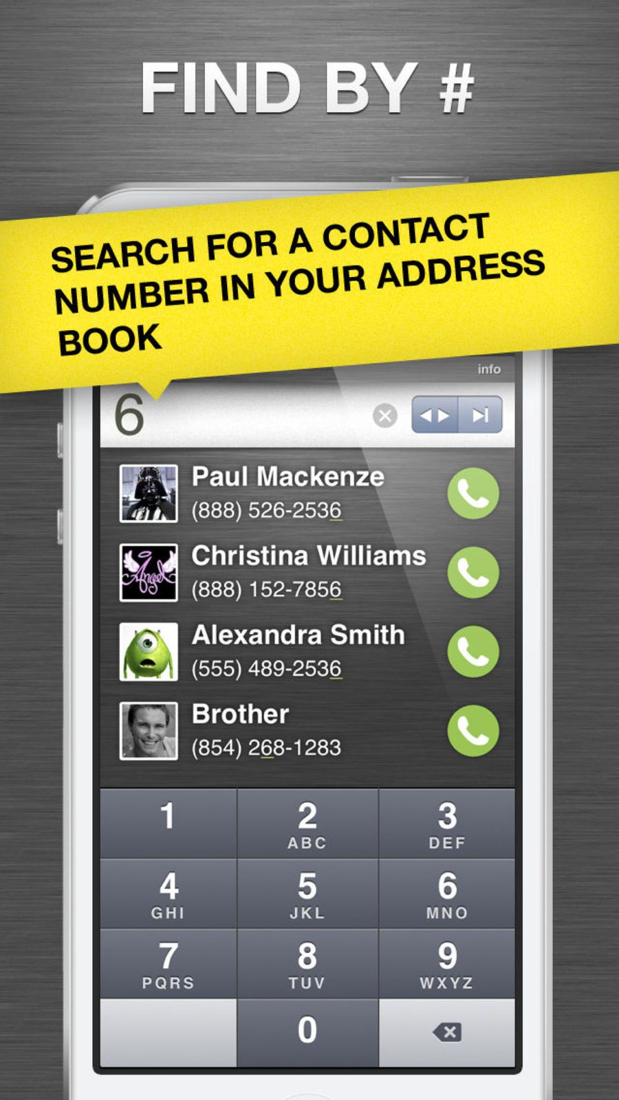 Find by phone number free (who is it?) Utilities