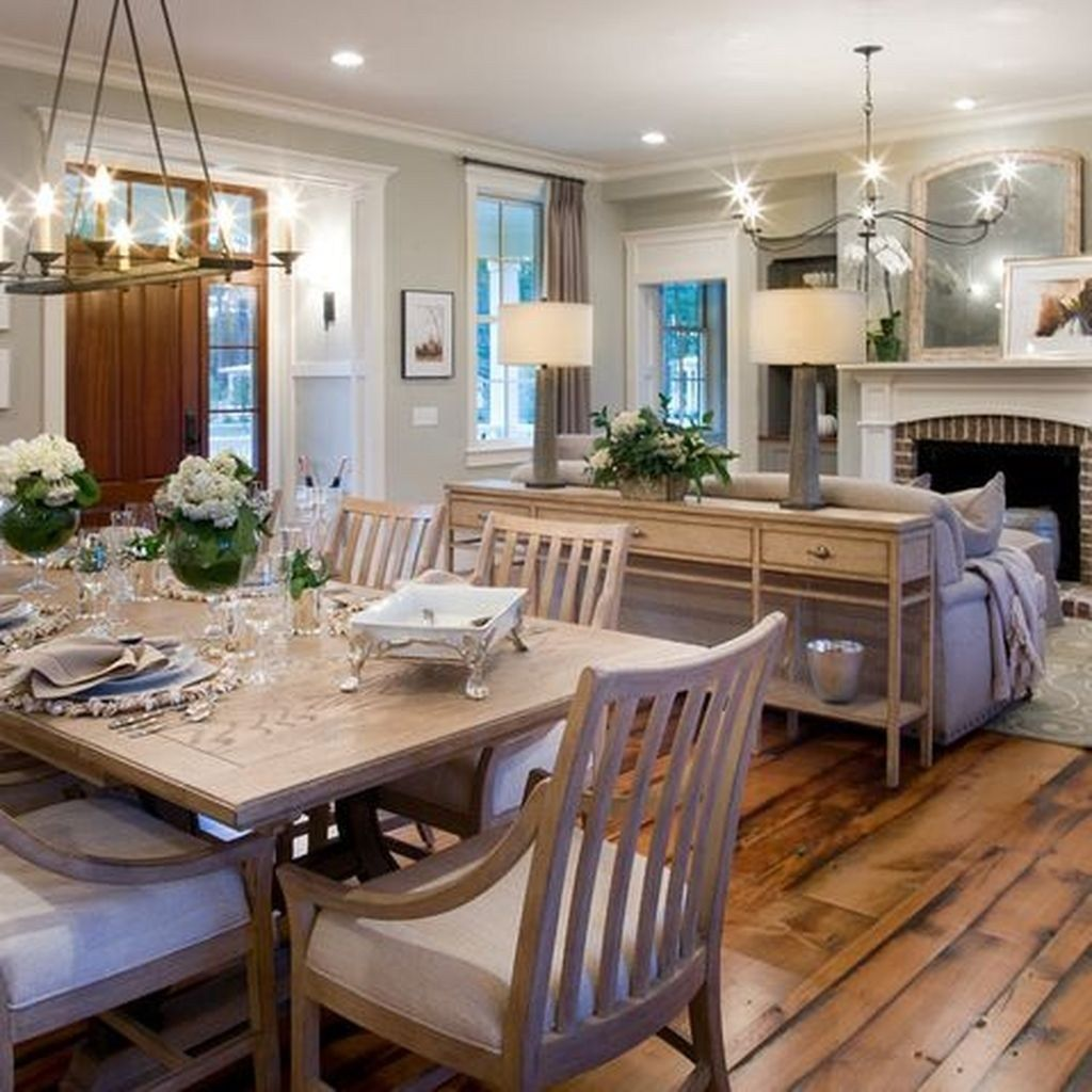 Decorate Living Room And Dining Room Combo: 36 Gorgeous Home Design Dining Room Ideas (With Images