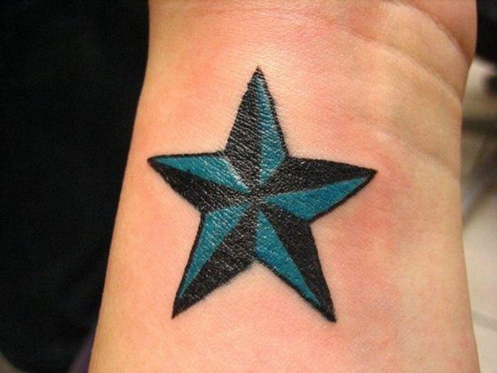 Das Stern Tattoo Ein Zeitloser Klassiker 2