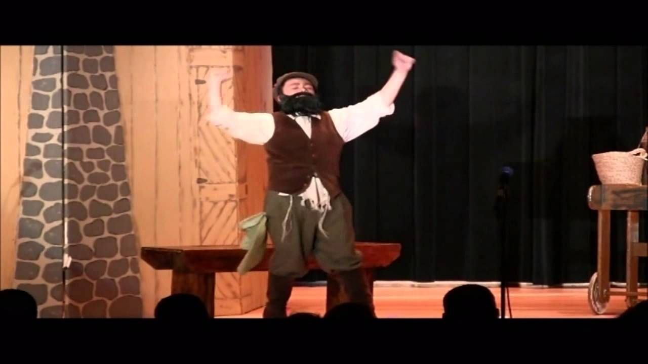 """Fiddler on the Roof, Jr. Part 3 """"If I Were a Rich Man"""" the"""