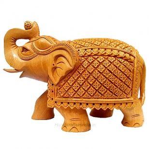 Wooden Elephants From 1 Wooden Handicrafts Suppliers