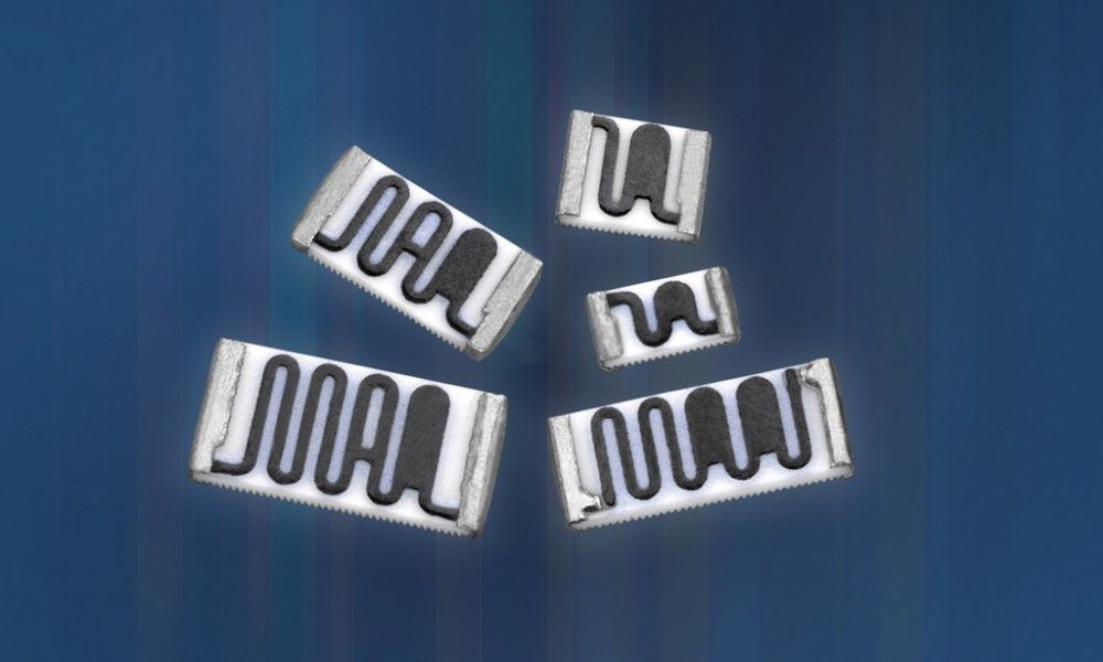 High Voltage Thick Film Chip Resistors Deliver Power To 1 5 W Increased Design Flexibility In 2020 High Voltage Resistors Electronics Components