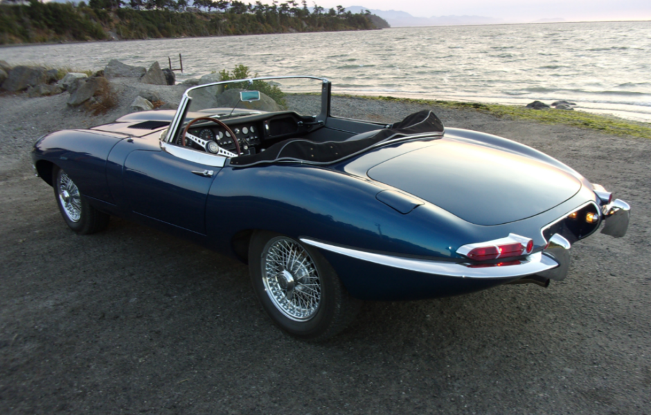1966 Jaguar XKE Series 1