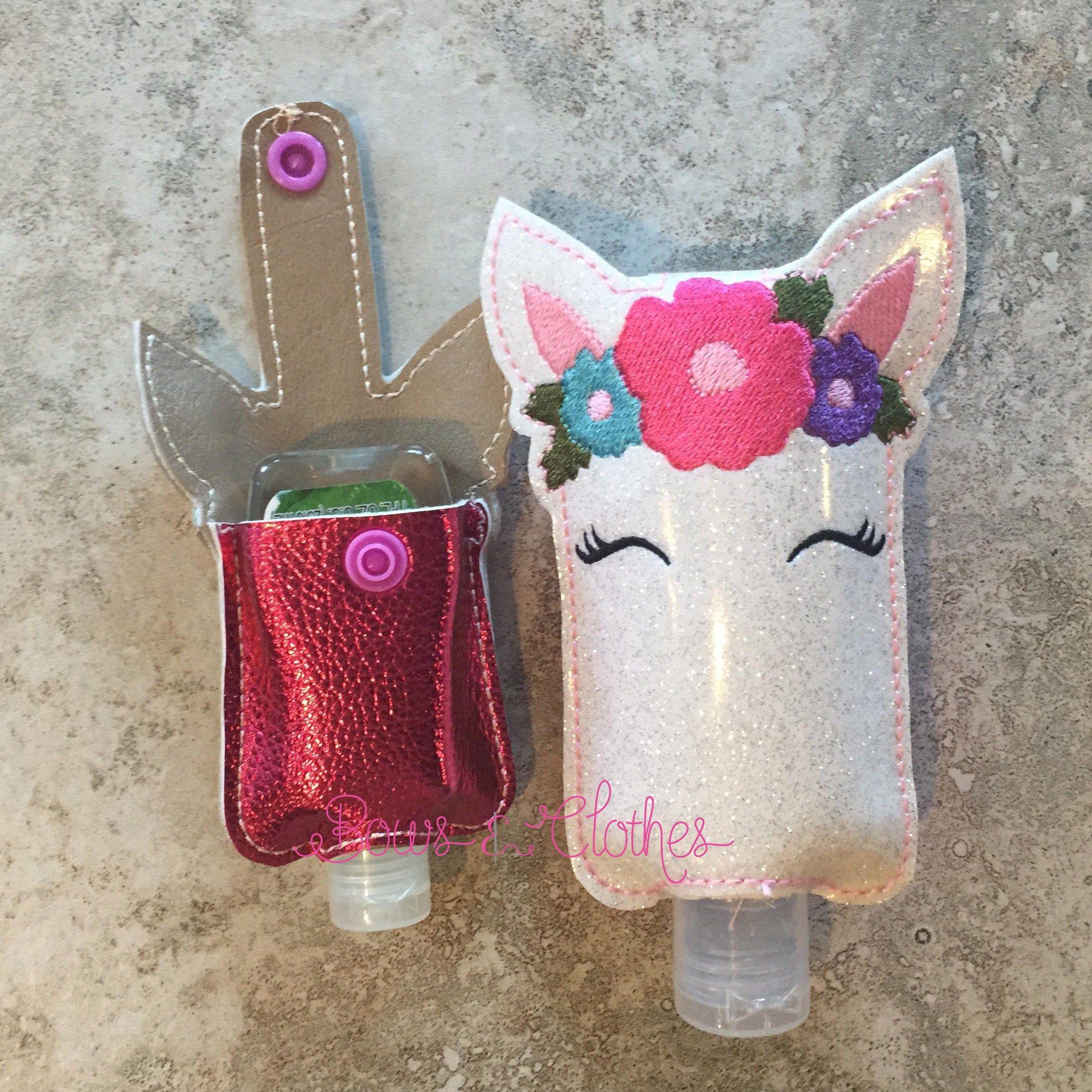 I Found This Cute Pinata Hand Sanitizer Holder At Bath Body