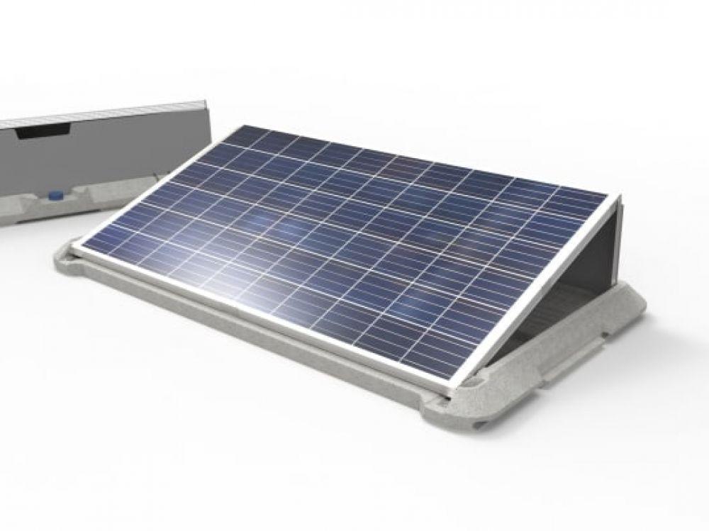 Un panneau solaire pour la maison qui se branche en 5 minutes House - electricite dans une maison
