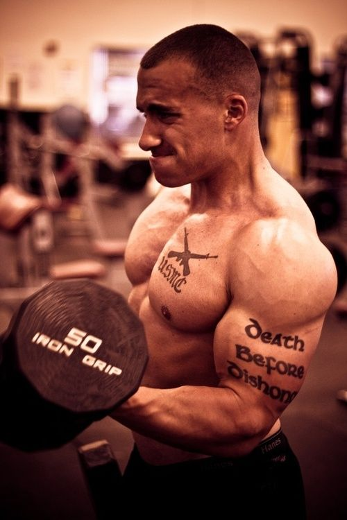 Image result for Bodybuilding is Devotion Personified