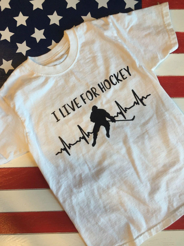 bae8a7239f179 Pin by JKB Custom Shop on Jayden hockey | T shirt, Boys t shirts, Shirts