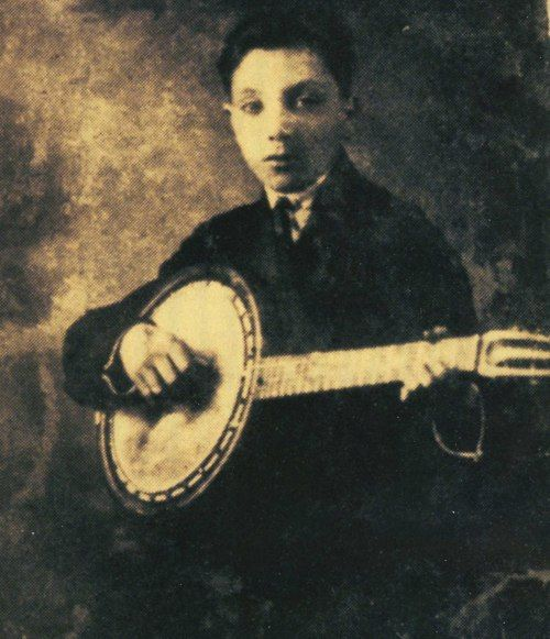 a young django reinhardt w banjo dear django reinhardt. Black Bedroom Furniture Sets. Home Design Ideas