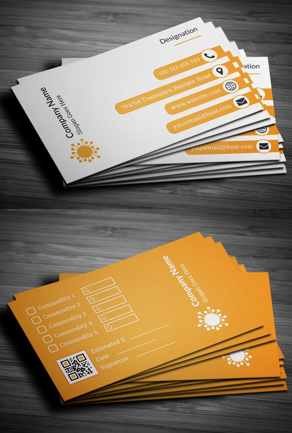 Corporate Business Card | Business Cards | Pinterest | Corporate ...