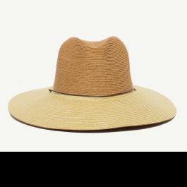 I M A Tree Straw Fedora Hat  af8d7987bc9e