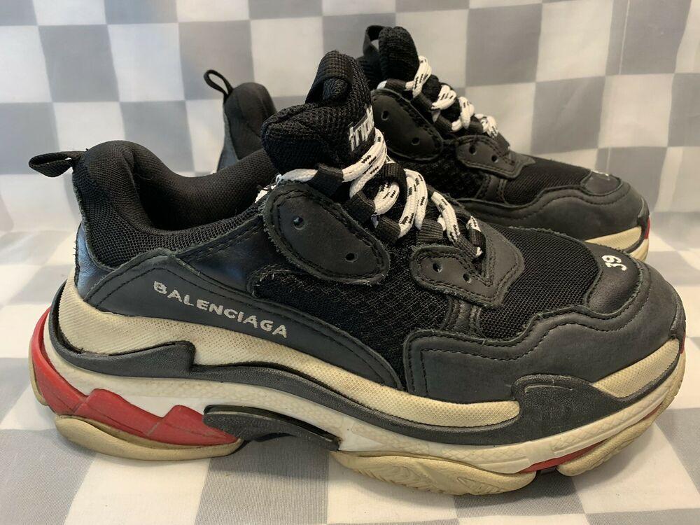 BALENCIAGA Triple S Men's Shoe Size EUR