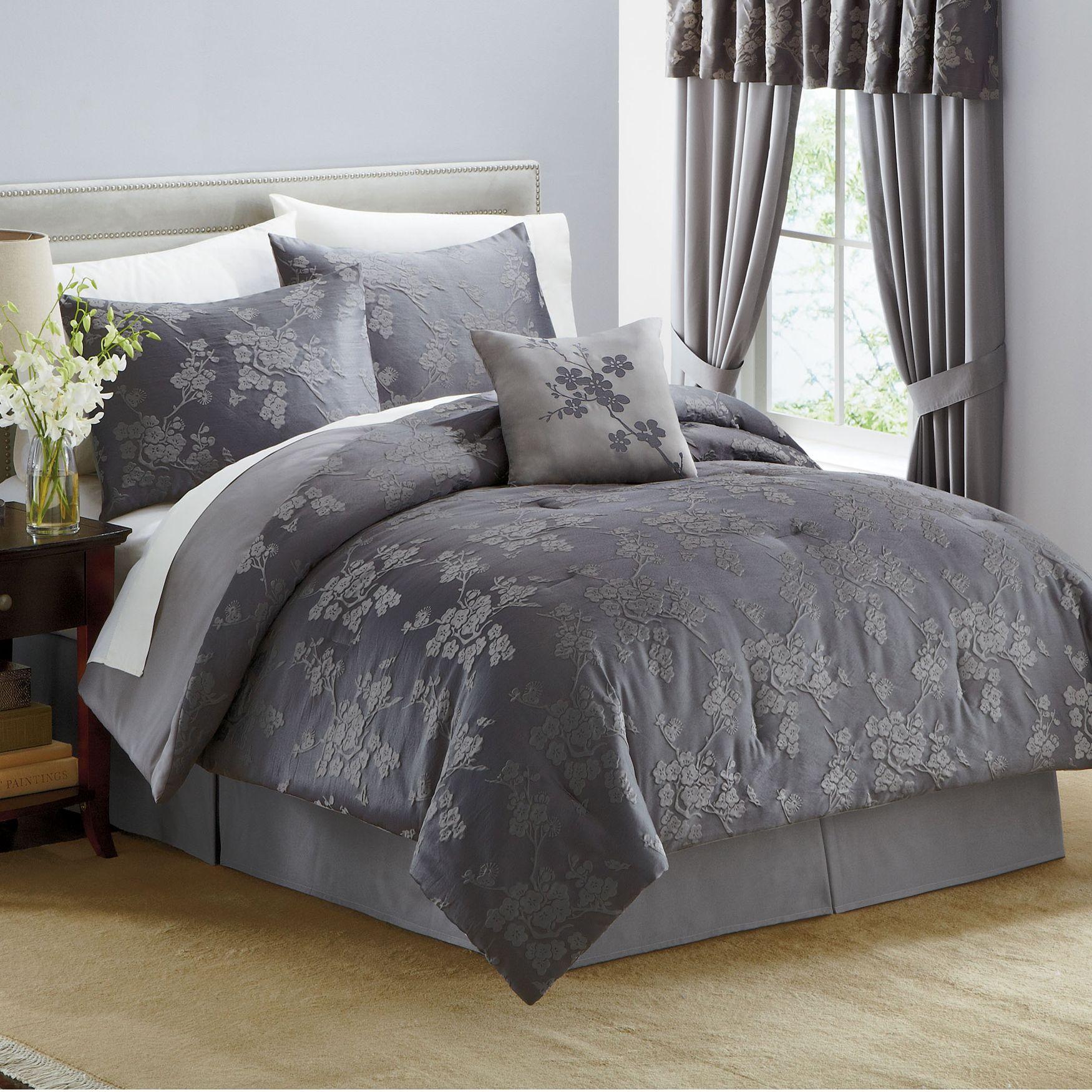 Jasmina 4-Pc. Comforter Set Collection | Comforters ...