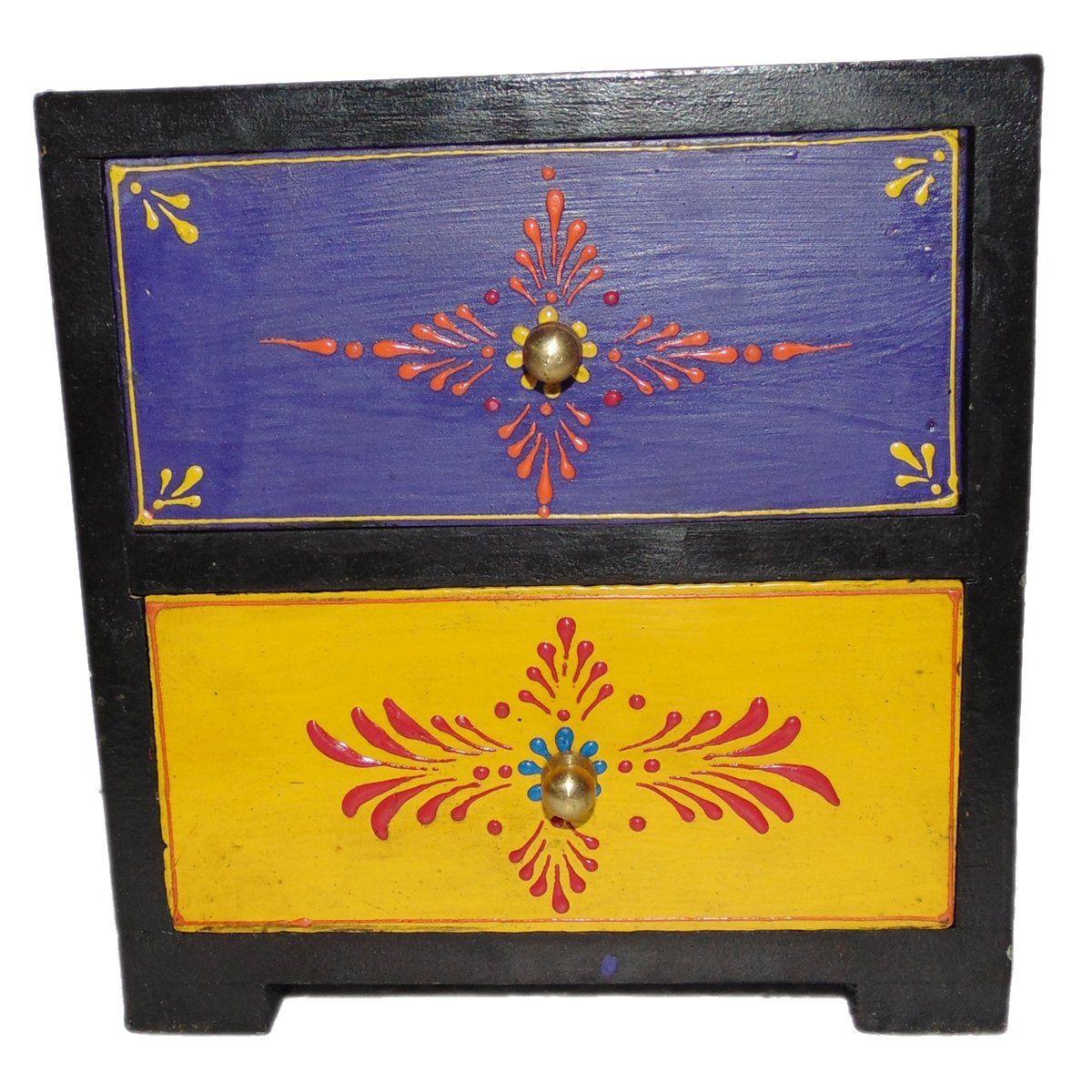 Buy desert overseas black wooden hand painted decorative