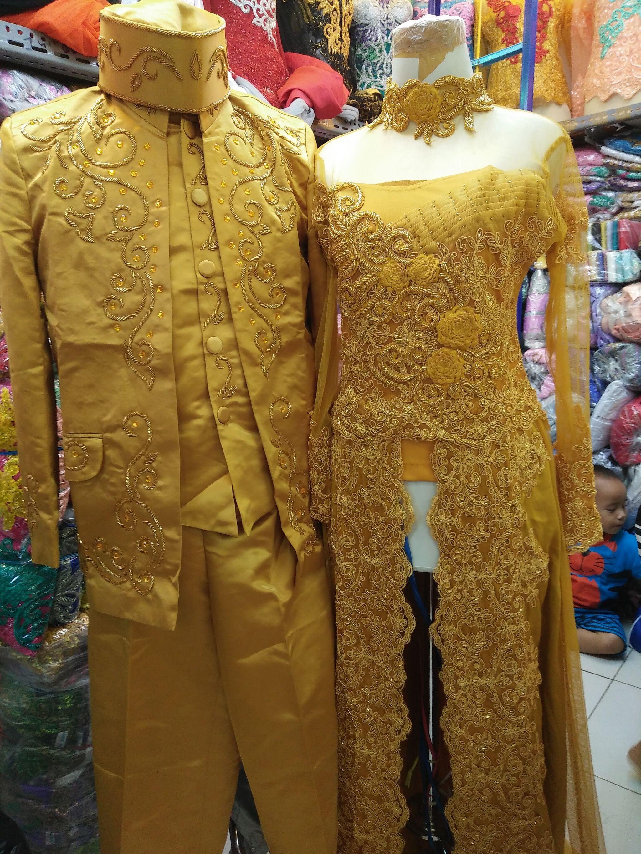 Jual Pasanganďcouple Pengantin Indonesia, kebaya pengantin