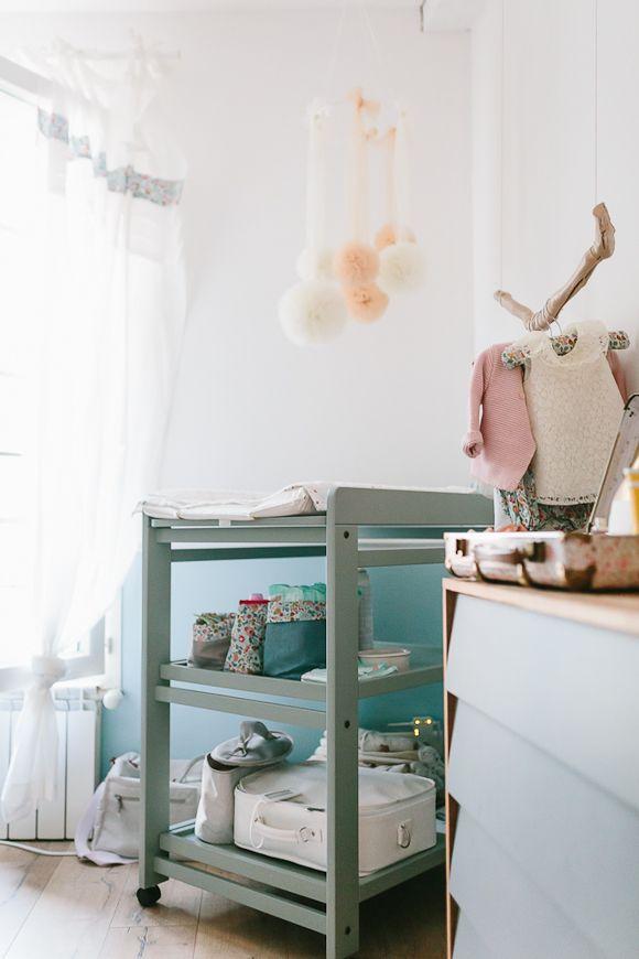 La chambre bébé de Jeanne Chambres bébé, Jeanne et Le chambre