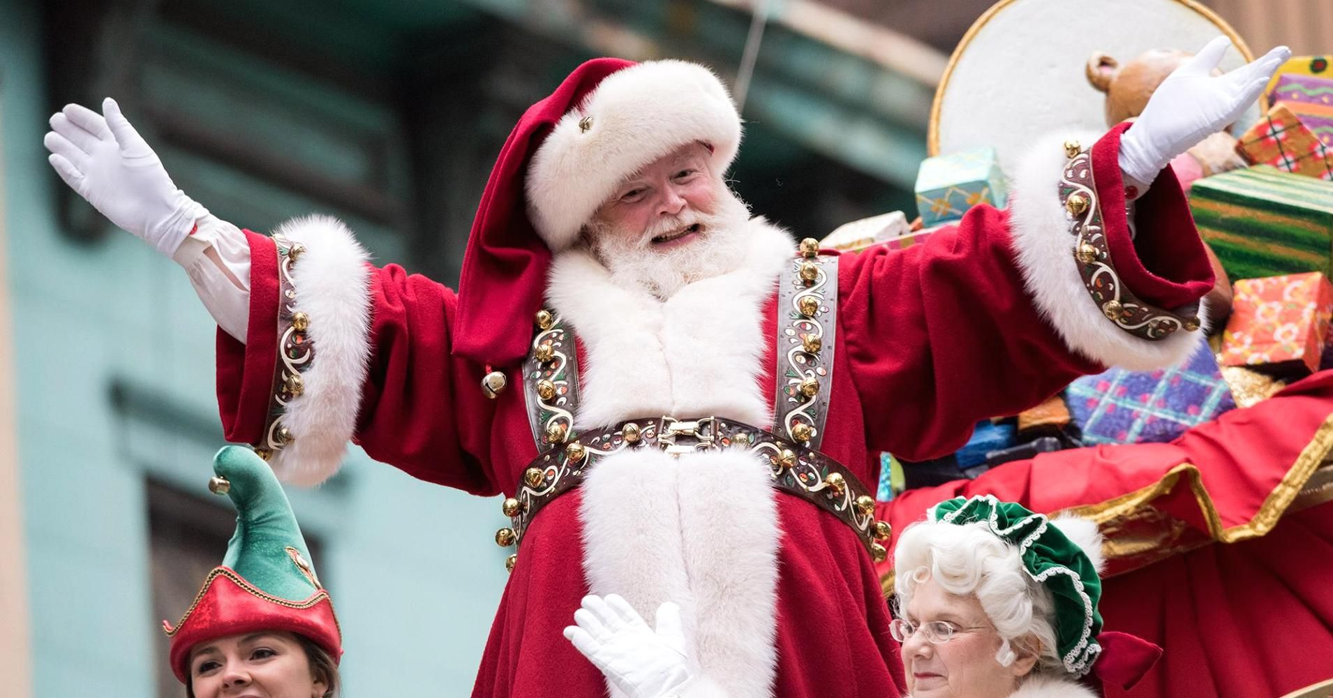 Santa S In City You Require An Appointment This 12 Months Macy S Thanksgiving Day Parade Thanksgiving Day Parade Macy S Thanksgiving Day Parade