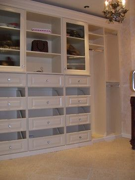 Closet Organizers   Traditional   Closet   Philadelphia   John Manidis, Top  Shelf Closets