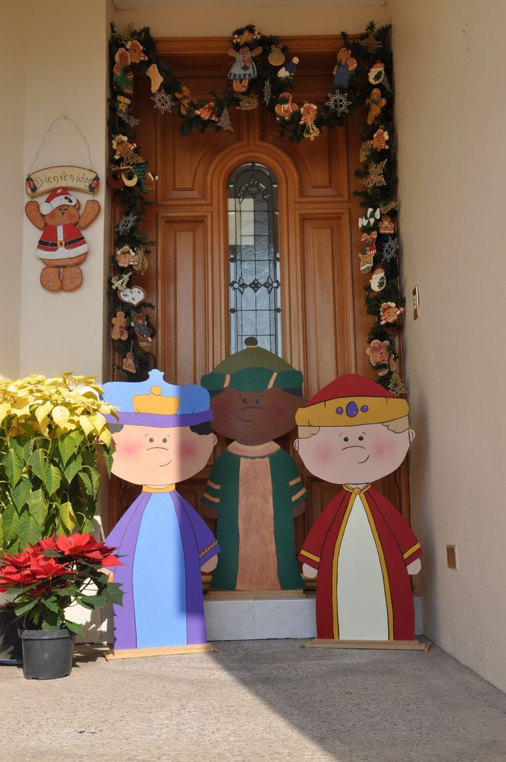 Ideas para decorar la casa la noche de los reyes magos for Todo casa decoracion