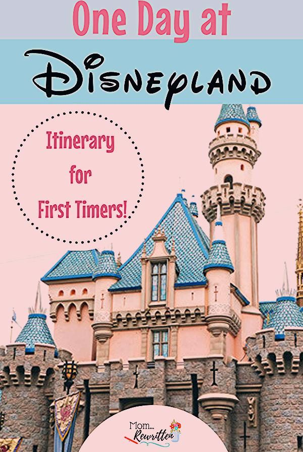 Photo of Must-Do Disneyland- Perfect Itinerary for First Timers