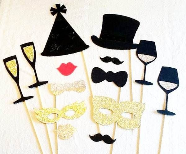 Ideas para decorar la fiesta de nochevieja fin de a o - Decoracion fin de ano ...
