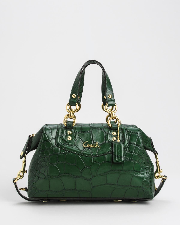 b498e61b1238 ... order product name coach brand new crocodile style leather purse at  modnique 5ecf3 66127