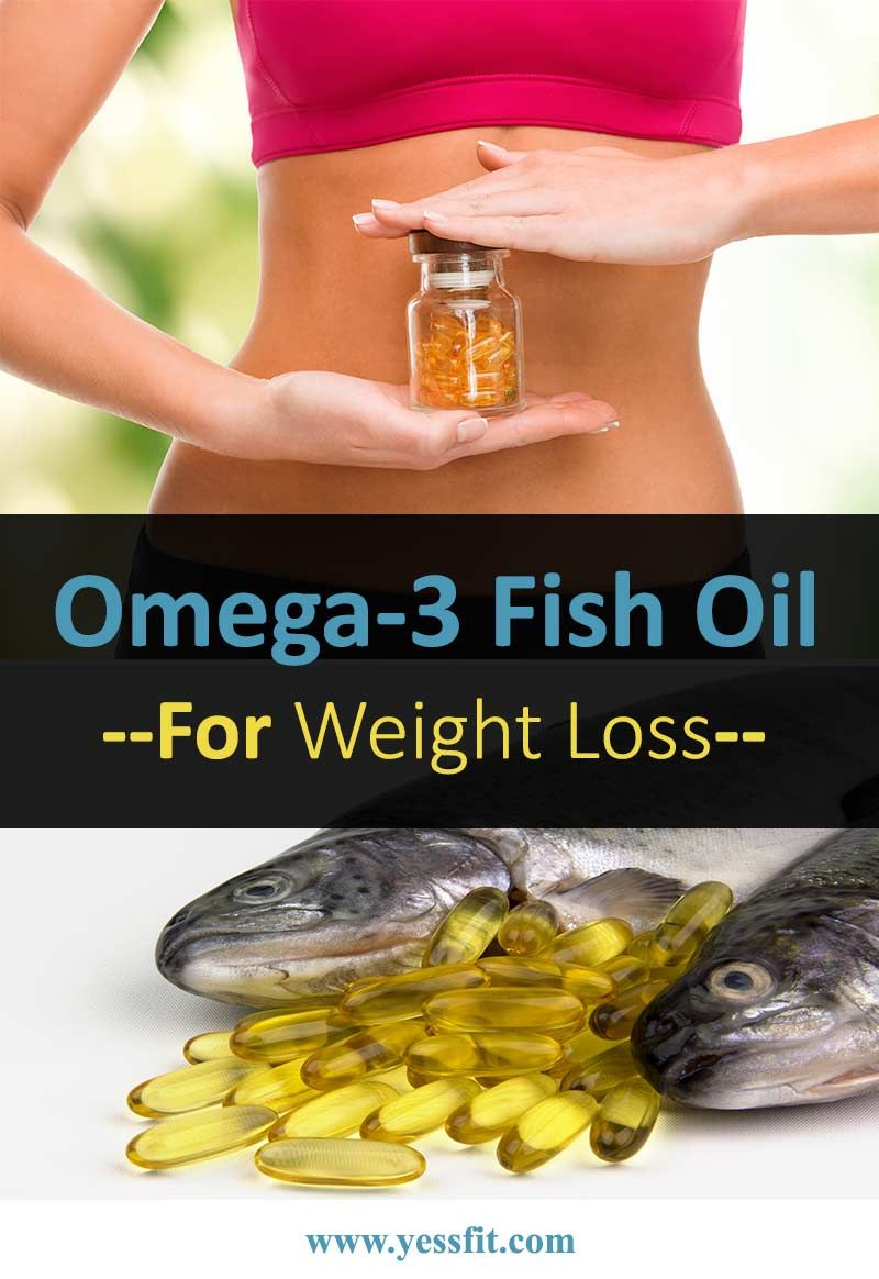 can omega-3 fish oil help you lose weight? | super foods for health