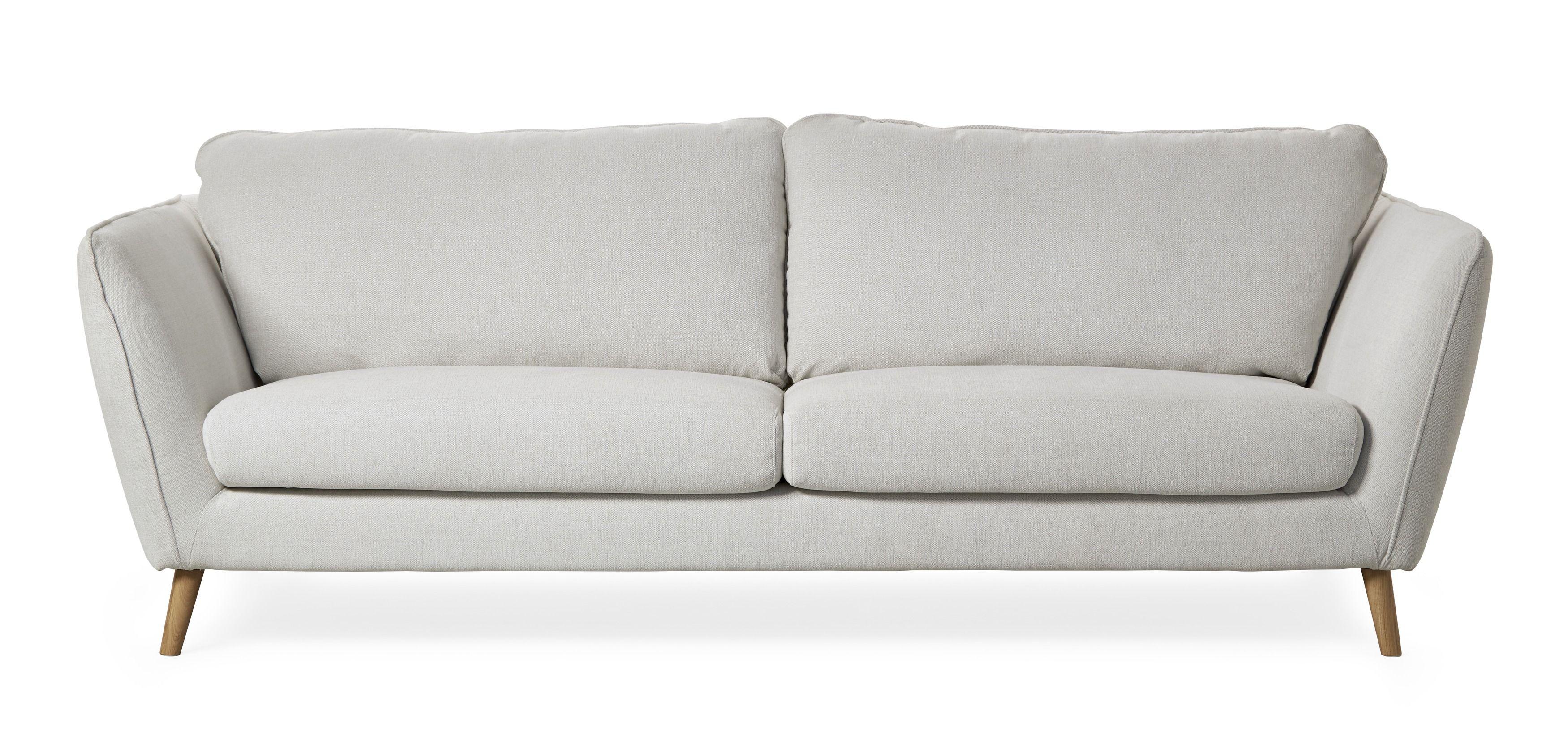 Madison Lux är en byggbar soffa i skandinavisk stil Soffan har en