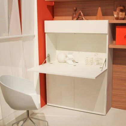 home office platzsparen mit cleveren m beln. Black Bedroom Furniture Sets. Home Design Ideas