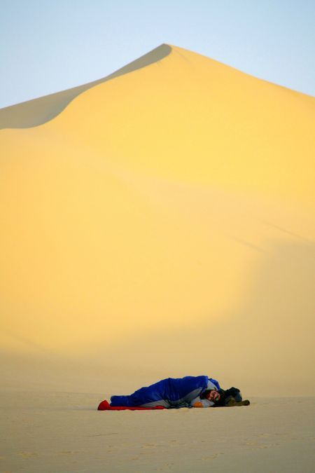 A Mirage? Photo by Holly Powers -- National Geographic Your Shot