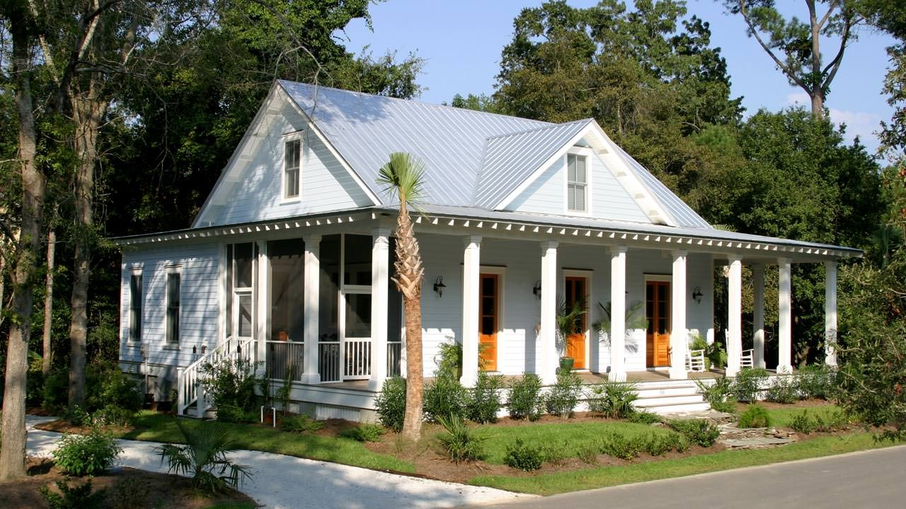 cobb architecture mount pleasant sc lowcountry cottage home