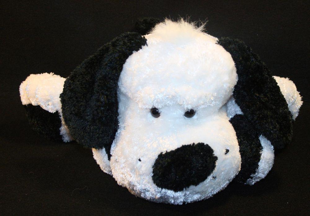 "Large Dan Dee Plush Giant 19""  Soft Dalmatian Puppy Dog Lovey Bean Toy #DanDee"