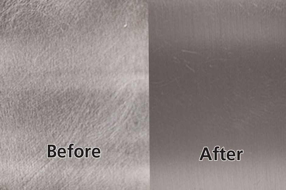 How To Clean Stainless Steel Sink Scratches Homeaholic Net Clean Stainless Steel Sink Stainless Steel Cleaning Cleaning Stainless Steel Fridge