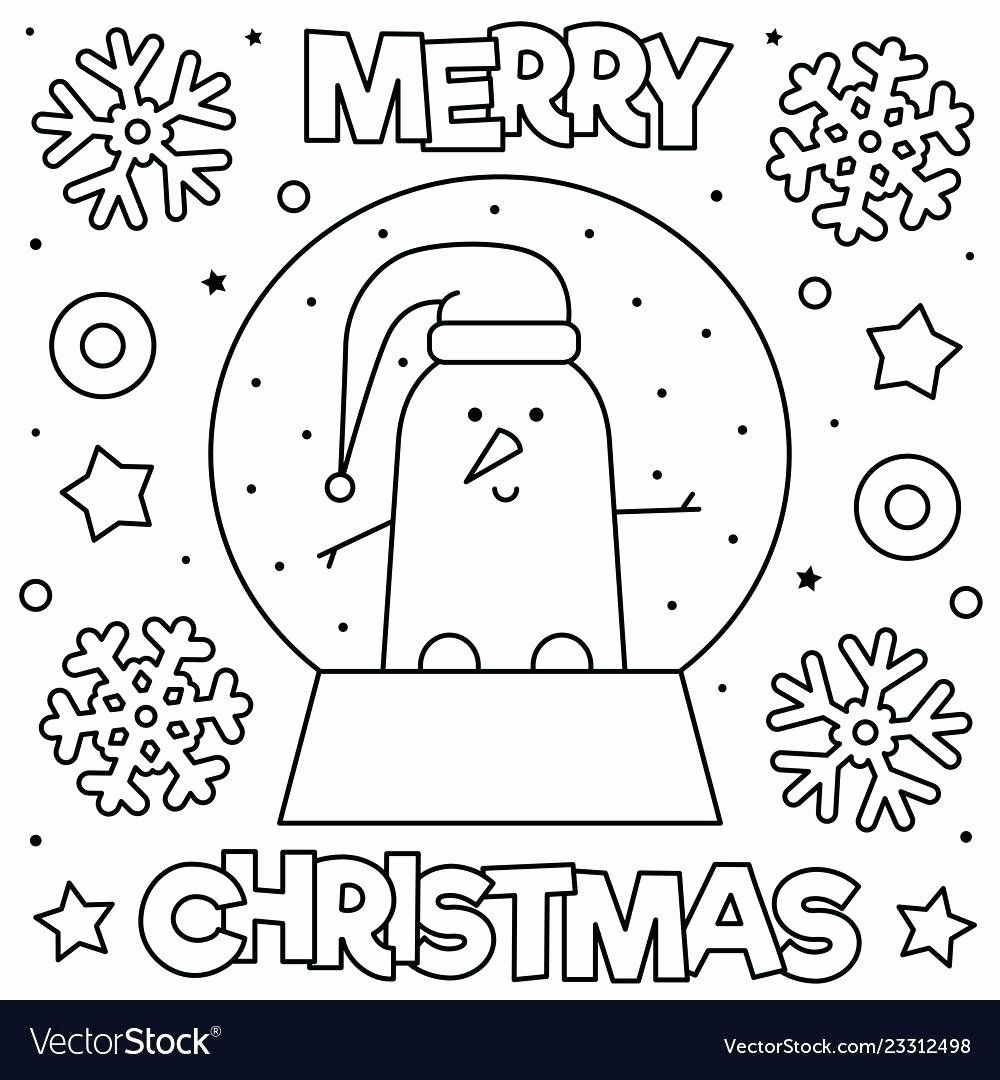 Snow Globe Coloring Sheet New Snow Coloring Pages Globe Cortexcolor Valentines Day Coloring Page Merry Christmas Coloring Pages Dinosaur Coloring Pages