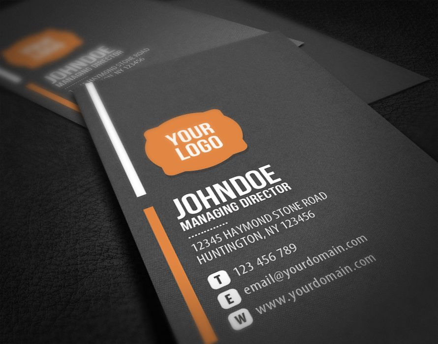 30 Minimalist Business Card Designs that Pack a Punch | Business ...