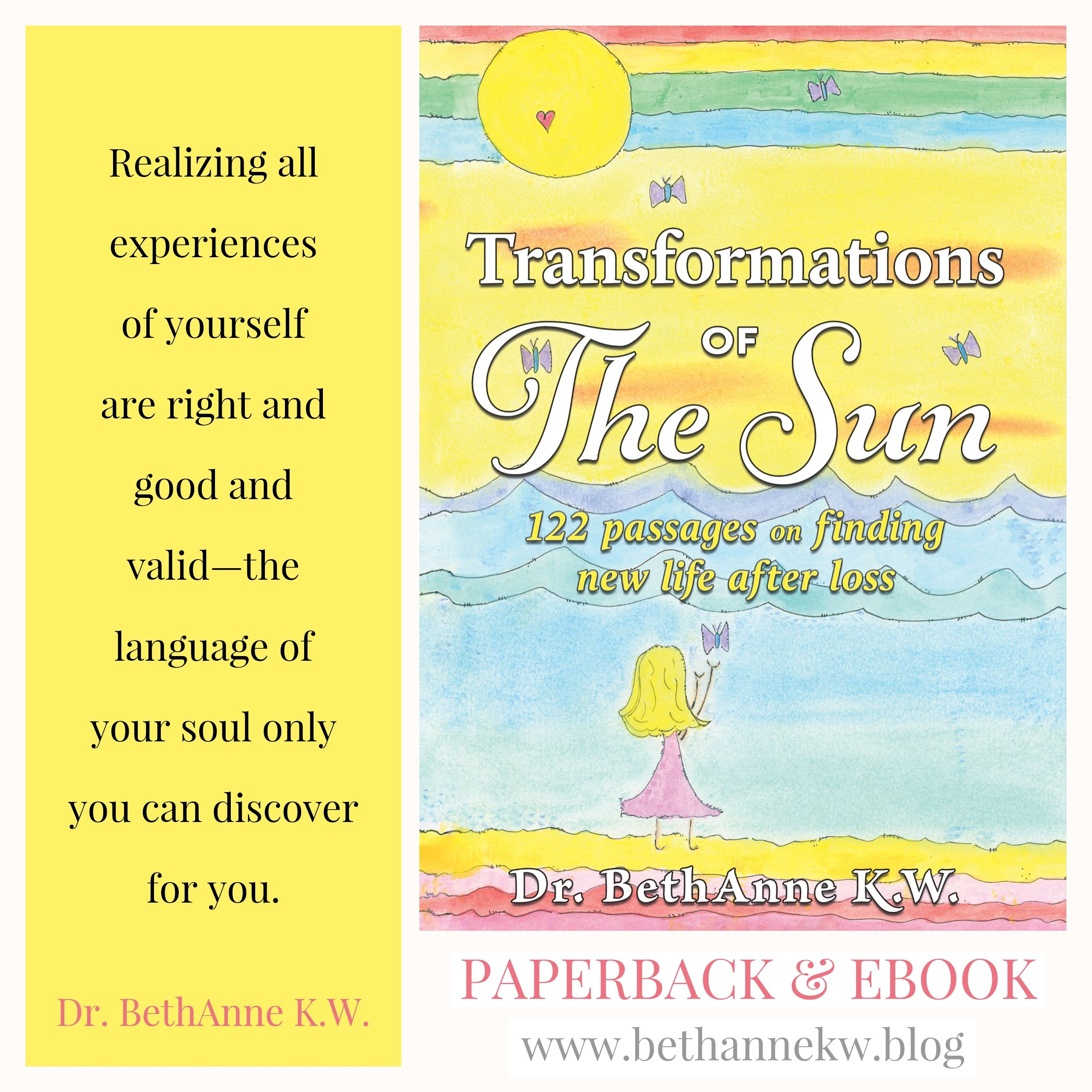loss #bereavement #grief #transformation #book #motivational