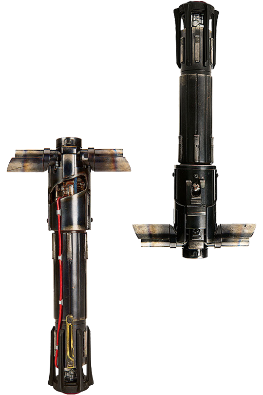 Star Wars The Force Awakens Kylo Ren Lightsaber Star Wars Light Saber Lightsaber Design Kylo Ren Lightsaber