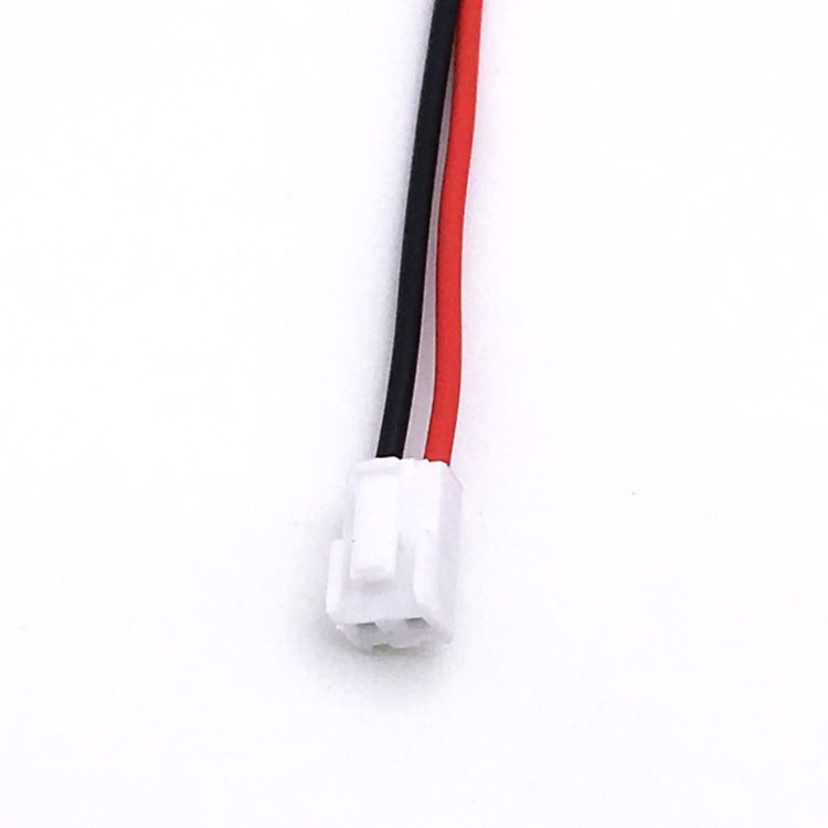 3.96mm Pitch VHR2N 2 Pin JST VH Series Connector Wire