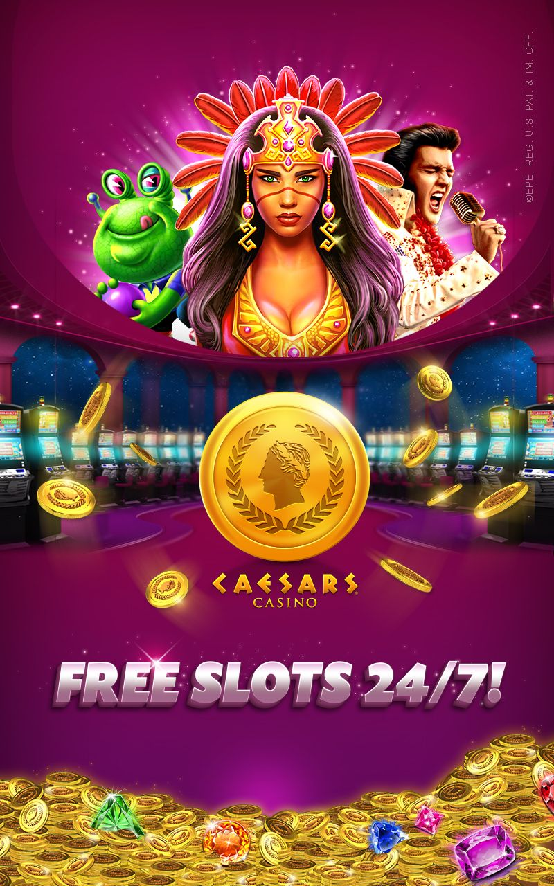 Caesars Slots and Free Casino 777 Free Slots