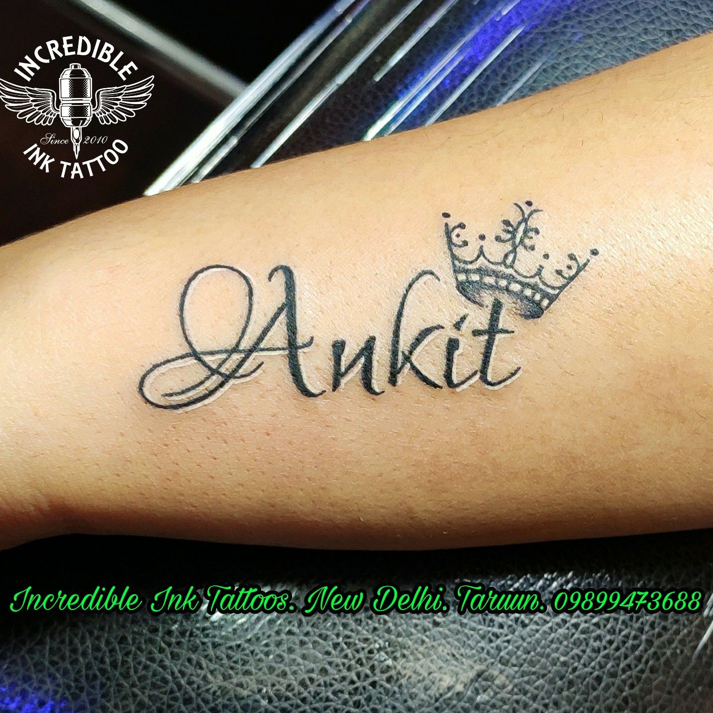 Ankitnametattoo Ankit Nametattoo Ankit Name Tattoo Call Whtsapp 09899473688 In 2020 Name Tattoo Tattoos Infinity Tattoo